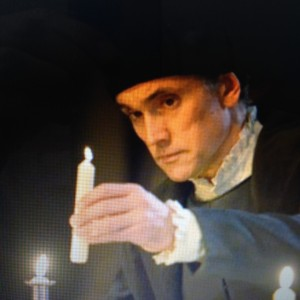 Photo of Ben Miles as Thomas Cromwell in Wolf Hall