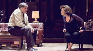 Conleth Hill and Imelda Staunton in Who's Afraid Of Virginia Woolf